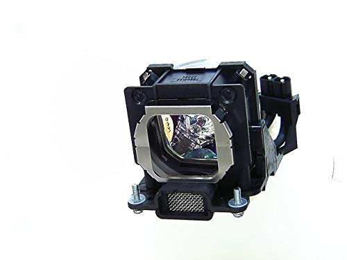 Aimple ET-LAA410 ersatzlampen f/ür PANASONIC PT-AT6000E PT-AE8000 PT-AT6000 Projektoren Lampe mit Geh/äuse