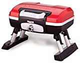 Cuisinart CGG-180T Petit Gourmet Portable Tabletop Gas Grill, Red