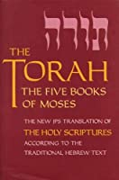 The Torah: The 5 Books of Moses (Five Books of Moses (Pocket))