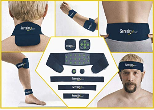 Full Body Magnetic Therapy Set - Large/Xlarge