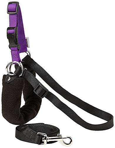 Ancol Happy at Heel PDL PURE Dog Listeners Harness and Lead Set, Size Medium 4-6, To Fit Girth 54-73 cm