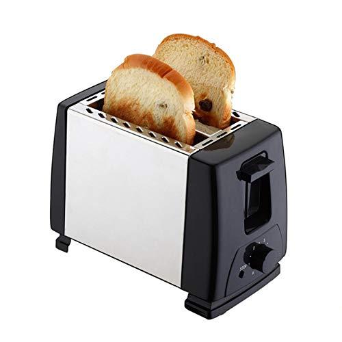 SAMBER Grille-Pain Automatique 2 Tranches De Grille-Pain Ousehold Sandwich Maker Machine Multifonctionnelle pour Le Petit Déjeuner