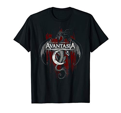 Avantasia - Moon Dragon - Official Merchandise T-Shirt