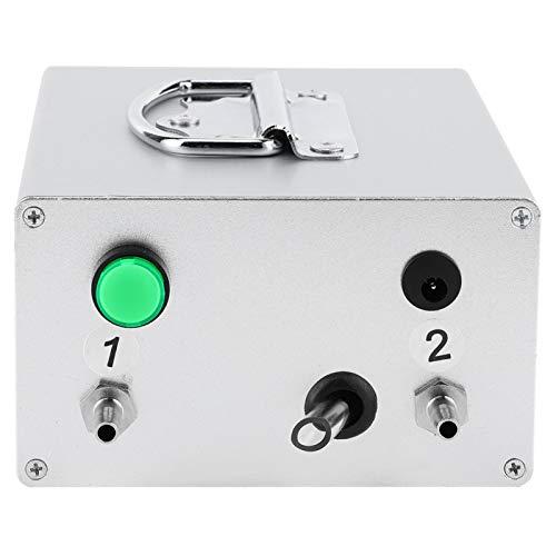 Duokon Hochwertige Vakuumpumpe der elektrischen Melkmaschine aus Aluminiumlegierung für Schafzuchtwerkzeuge(110-240V)
