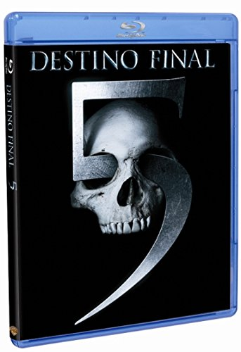 Destino Final 5 Blu-Ray [Blu-ray]
