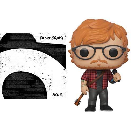 Ed Sheeran: No.6 Collaborations Project CD Audio + Funko