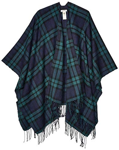 Amazon Brand - Goodthreads Women's Fringe Blanket Scarf,...