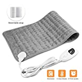 "Best Heating Pads - Heating Pad,Electric Heating Pad 12""x24"" Large Heating Pads Review"