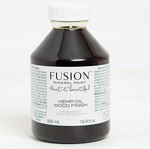 Fusion Mineral Paint Hemp Oil Wood Finish