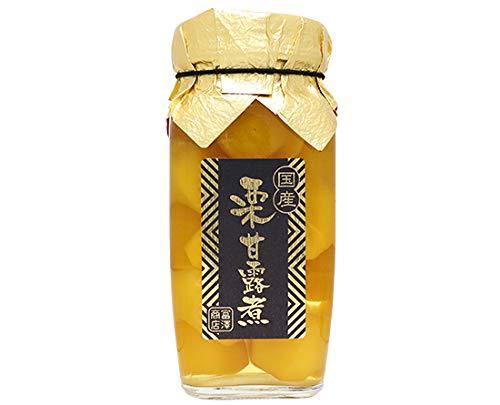 国産 栗甘露煮(中瓶) / 500g TOMIZ(創業102年 富澤商店)