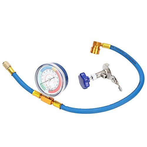 Kältemittelleitung, Samfox R134A R12 Kältemittelfüllschlauch-Messsystem Kältemittelfüllleitung