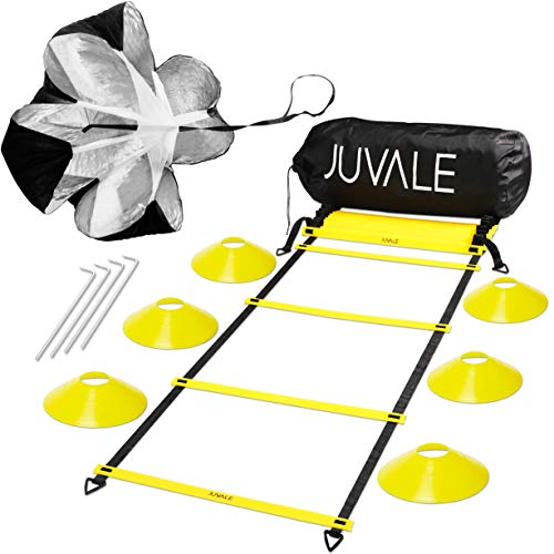 Juvale Speed and Agility Ladder ...