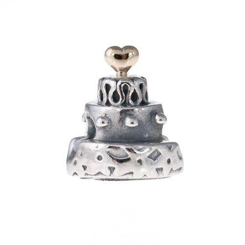 Pandora Damen-Bead Sterling-Silber 925 Torte Kasi 79347
