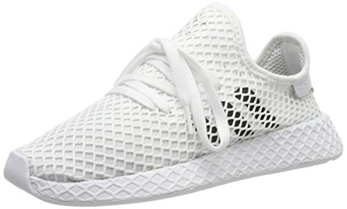 adidas Deerupt Runner, Scarpe da Fitness Uomo, Bianco (Blanco 000), 36.5 EU