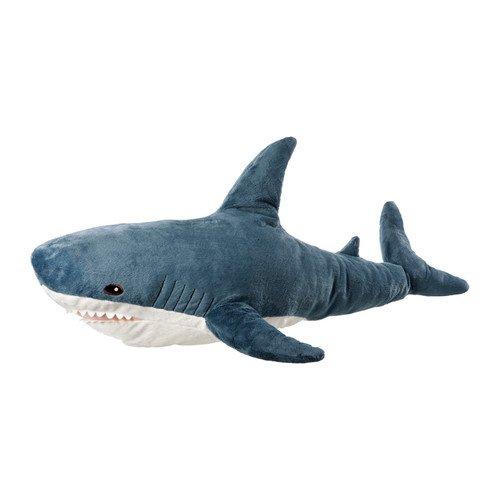 Ikea BLAHAJ - Juguete Suave, tiburón