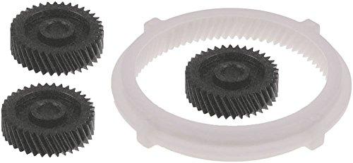 Anliker Getriebe für Gemüseschneider GSM-FIVE-STAR, GSM-FIVE, GSM-Quattro Aussen 109mm Höhe 16mm Innen 87mm Kunststoff