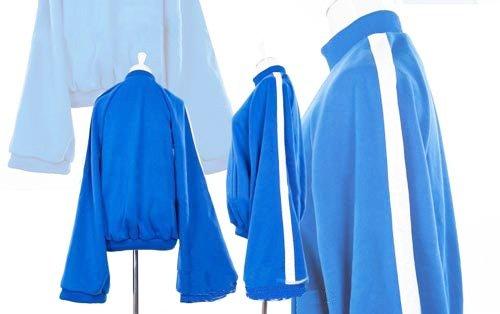 『プチコス! カゲロウプロジェクト 榎本 貴音 ジャージ コスプレ 衣装 160cm~170cm サイズ』のトップ画像