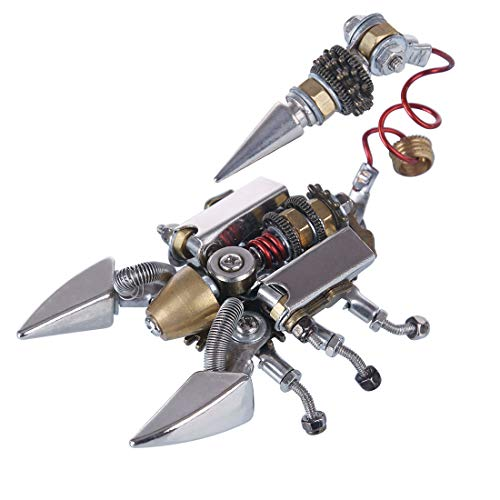 Teakpeak 3D Metal Puzzle Kit DIY Mechanical Metal Model Kit Insect Model Kits 3D Model Kits Animal for Adult/Kids - Desert Scorpion