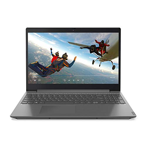 Lenovo (15,6 Zoll HD matt) Laptop (AMD Ryzen 3 3200U 2.6 GHz DualCore, 8GB DDR4 RAM, 256GB SSD, AMD Radeon R3, WLAN, Bluetooth HDMI, USB 3.0, DVD-Brenner, Windows 10 Pro) schwarz