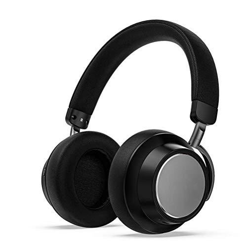 Actieve ruisonderdrukking, draadloze Bluetooth, hoofdtelefoon, hoofdgemonteerd, subwoofer, mannen en vrouwen, muziek, gamingheadset, lange batterijlevensduur, HD-hifi-geluidskwaliteit