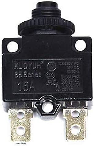 250VAC KUOYUH Safety Overload Breaker 88AR Series 8A 125VAC