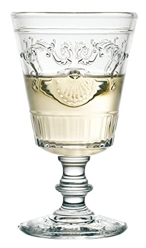 Verre à vin Versailles La Rochère 20cl - Lot de 6 verres