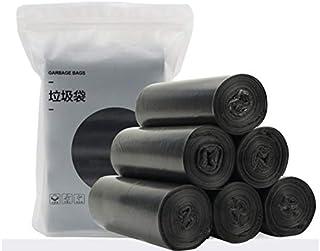 LOISLEILA Sacs poubelle épais 150 sacs poubelle (5 rouleaux) 45 x 50 cm 10 L pour cuisine, bureau, chambre à coucher, sall...