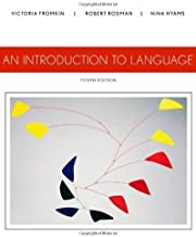 An Introduction to Language by Victoria Fromkin (7-Dec-2012) Paperback