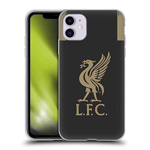 Head Case Designs Offiziell Zugelassen Liverpool Football Club Home Torwart 2019/20 Kit Soft Gel Handyhülle Hülle Huelle kompatibel mit Apple iPhone 11