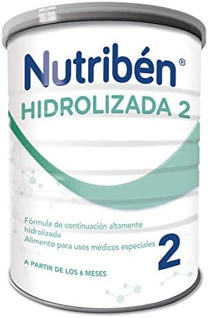Nutribén Leche Hidrolizada 2 - 400 gr