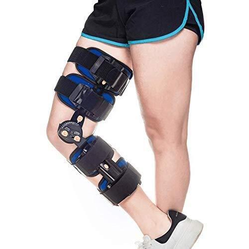 Rodilleras médicas Pedales Estaticos Ajustable órtesis for la pierna, ortesis conjunta retráctil for la rodilla / pierna Fractura / Articulación de la Cadera Ortesis de Apoyo a la Rehabilitaci