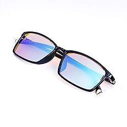 small Men's color blindness glasses All color blindness glasses, full frame