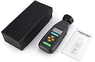 DT2240B Digital sin Contacto Flash estroboscopio tacómetro Revolución Meter