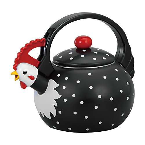Rooster Animal Shaped Whistling Kettle