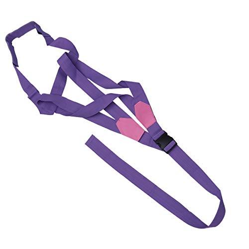 Milisten Cinturón de Seguridad para Silla de Ruedas Arnés de Seguridad Ajustable para Sillas de Ruedas Correas de Seguridad para Arnés de Pecho para Uso Médico de Gran Resistencia