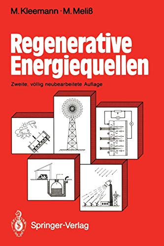 Regenerative Energiequellen (German Edition)