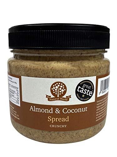 Nutural World - Pâte croustillante à l'Amande et Noix de coco (1kg)