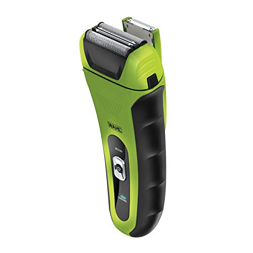 Wahl Lifeproof Lithium Ion Foil Shaver – Waterproof Rechargeable Electric Razor With Precision...