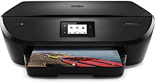 HP Envy 5540 Wireless All-in-One Photo Printer with Mobile Printing - Black (Renewed)