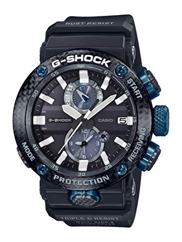 Casio Reloj Digital para Hombre de Cuarzo con Correa en Resina GWR-B1000-1A1ER