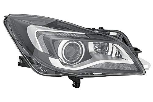 HELLA 1ZT 011 166-721 Hauptscheinwerfer - Bi-Xenon/LED - D3S/H11/PSY24W - 12V - rechts