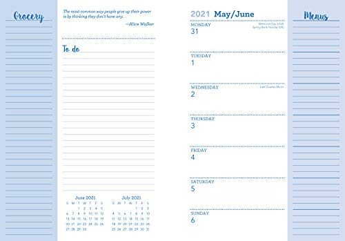 Product Image 7: 2021 Amy Knapp's Family Organizer: 17-Month Weekly Planner for Mom (Includes Stickers, Thru December 2021)
