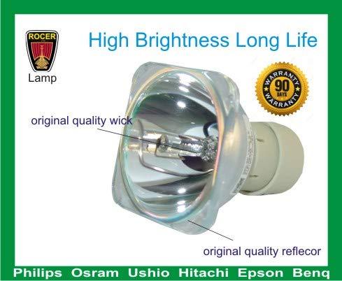 Rocer Projector Lamp Bulb 5J.J3A05.001 5J.J3K05.001 for Ben Q MX712UST MW811ST MX880UST MX880ST MW881US