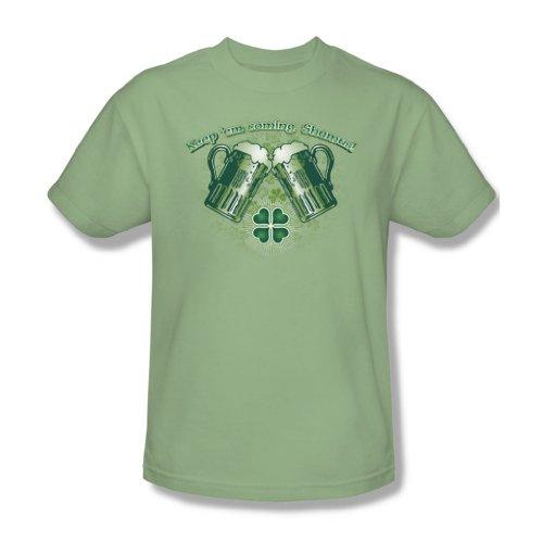 Grünes Bier - das T-Shirt In Wasabi, XXX-Large, Wasabi