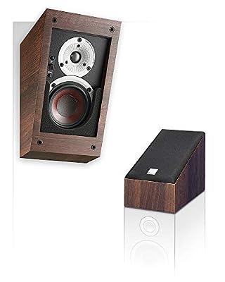 Dali Alteco C-1 Speakers (Pair) (Walnut) by Dali