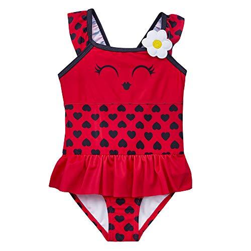 Costume da Bagno per Animali della novità per Neonati/Bambini - da 3 Mesi a 6 Anni (12-18 Mesi, Pesce)