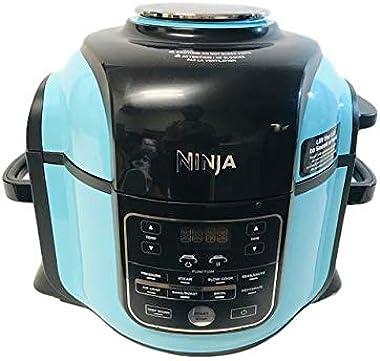 Ninja Foodi Multi-Cooker with Tendercrisp Technology Steamer Pressure Cooker 6.5 Quart Capacity OP302HAQ [ Renewed ]