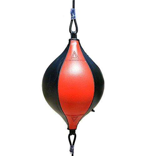Freahap Peras de Boxeo de Velocidad Profesional para Adultos de PU para...