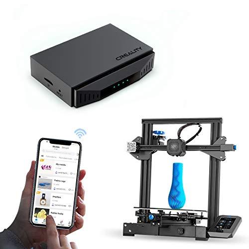 ILS - Creality BOX remoto Stampa 3D tramite supporto Wi-Fi remoto Controllo monitoraggio stampa per stampante 3D
