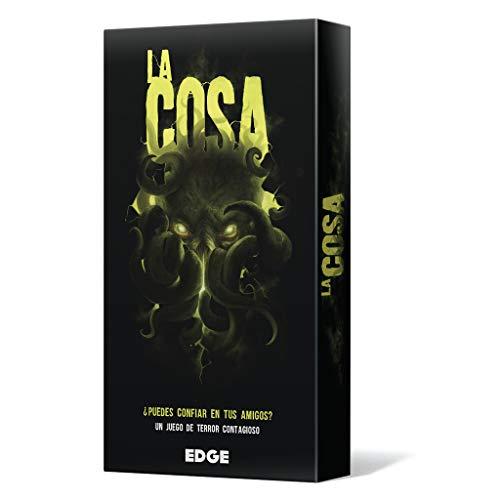 Edge Entertainment- Juegos de Mesa, Color (EDGPG01)
